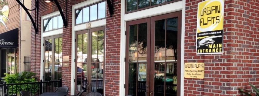 Urban Flats Restaurant And Wine Bar Bar Restaurant Orlando Winter Garden