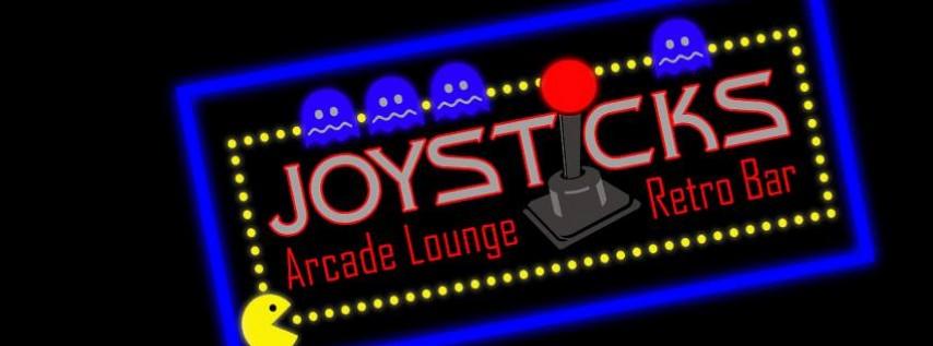 Joysticks Arcade Lounge and Retro Bar