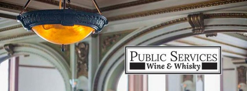 Public Services Wine & Whisky