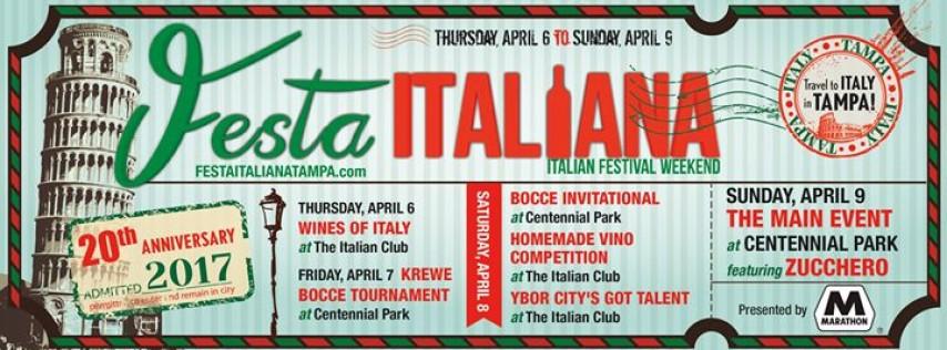 FESTA ITALIANA Tampa