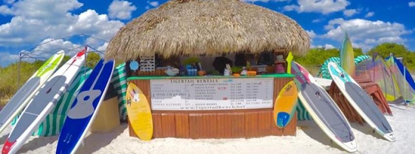 Tigertail Beach Paddleboard Kayak Amp Beach Rentals