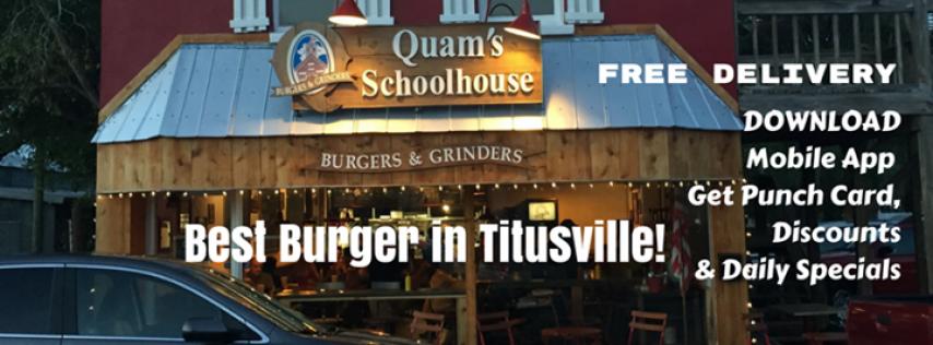 Quam's Burgers