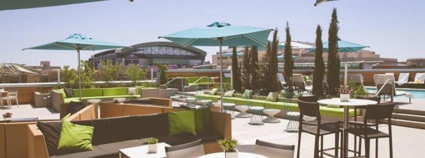 Lustre Rooftop Garden