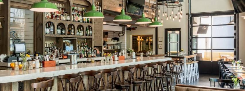 Hampton + Hudson Community Bar and Restaurant