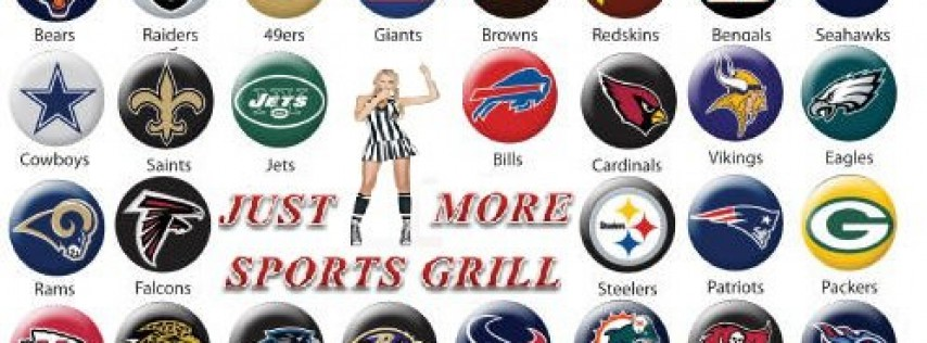 Just 1 More Sports Grill