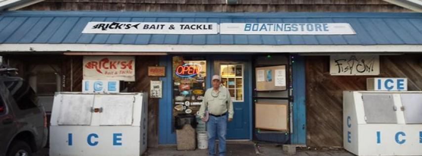 Ricks Bait N Tackle - Shopping - Jacksonville Beach ...