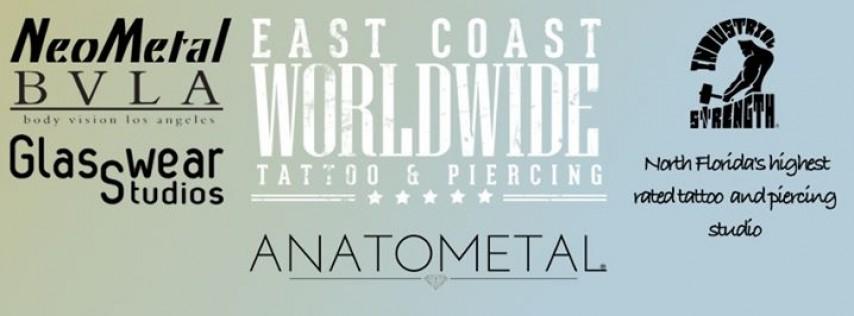 East Coast Worldwide Tattoo & Piercing (ECW Tattoo)