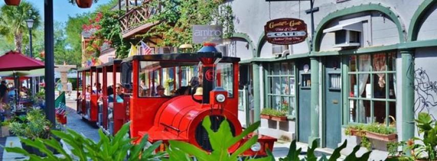 Saint Augustine Red Train Tours