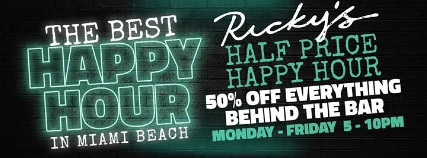 Ricky's South Beach