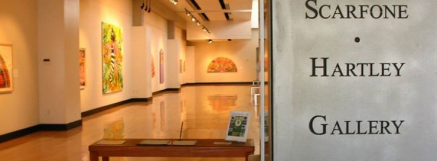 Scarfone/Hartley Gallery at the University of Tampa