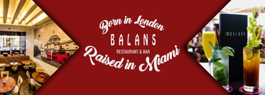 Balans Restaurant & Bar