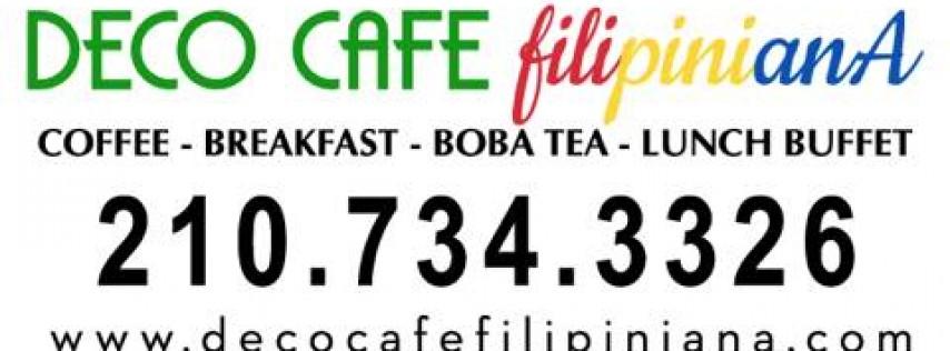 Deco Cafe filipinianA