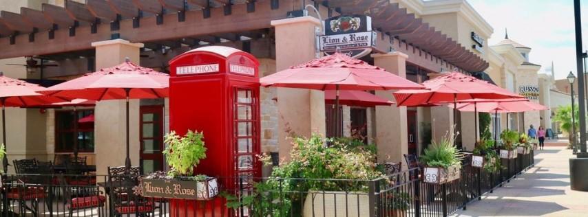 The Lion & Rose British Restaurant & Pub