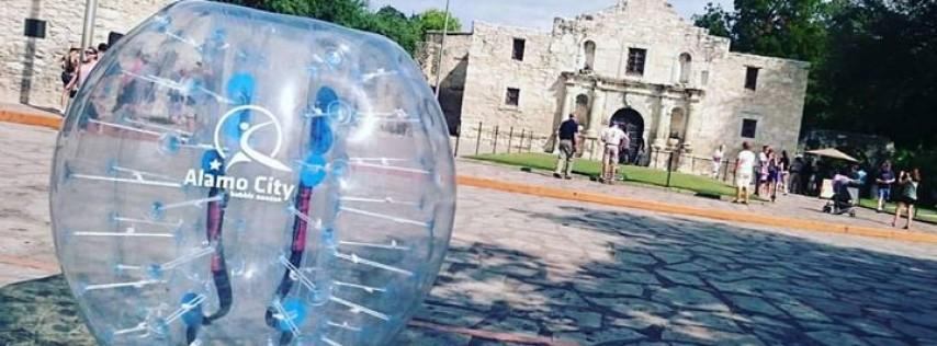 Alamo City Bubble Soccer