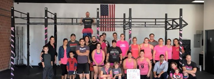 Fighter Up CrossFit
