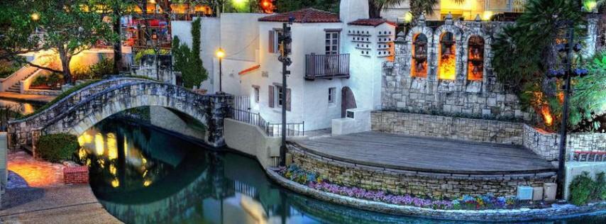 Arneson River Theater at the Shops of La Villita