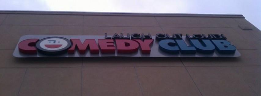 Laugh Out Loud Comedy Club San Antonio