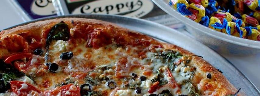Cappys Pizzeria Seminole Heights