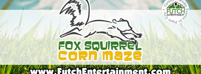 Fox Squirrel Corn Maze at Futch Farms
