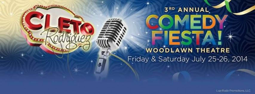 Cleto Rodriguez Comedy Fiesta
