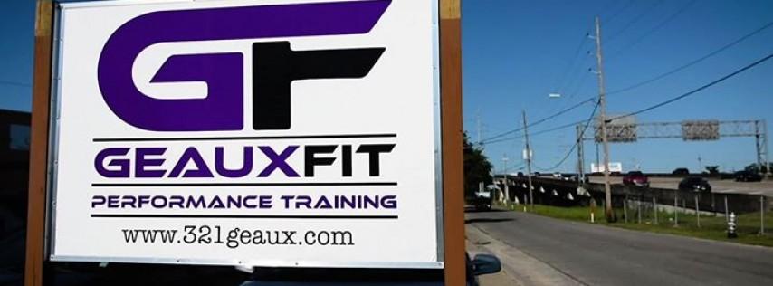 GeauxFit Training