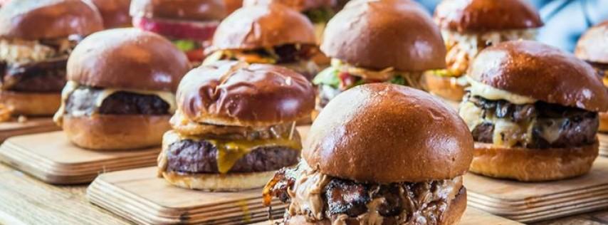 ROK BRGR burger bar + gastropub