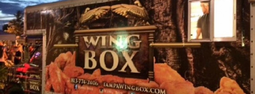 Tampa Wing Box Food Truck