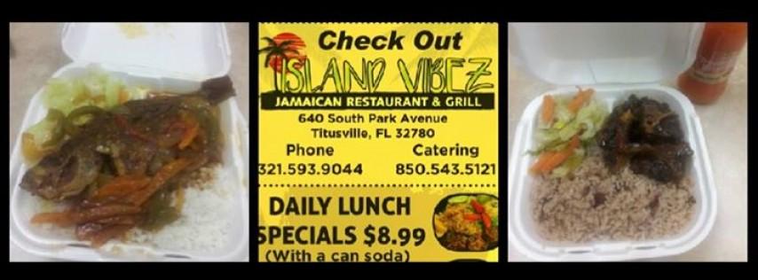 Island Vibez Jamaican Restaurant & Grill