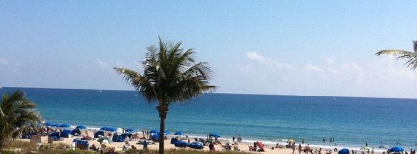 Bostons On The Beach Delray Beach Florida