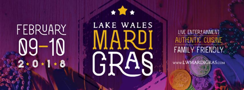 Lake Wales Mardi Gras