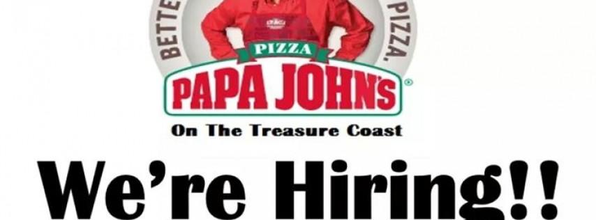 Papa Johns Pizza of the Treasure Coast