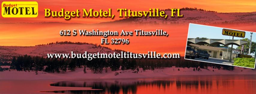 Budget Motel Titusville Florida