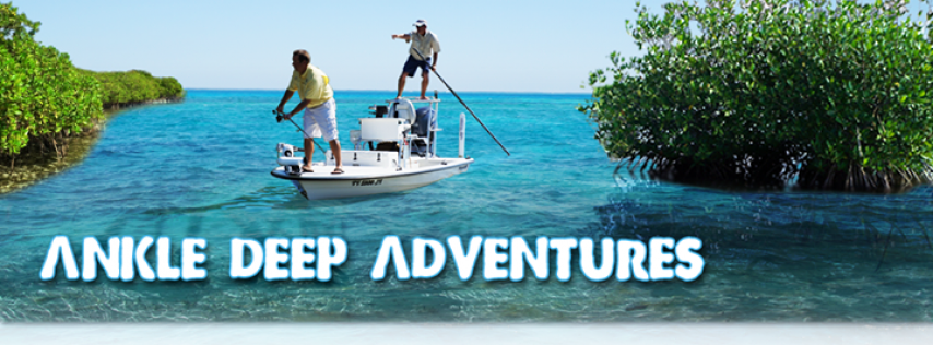 Ankle Deep Fishing Adventures