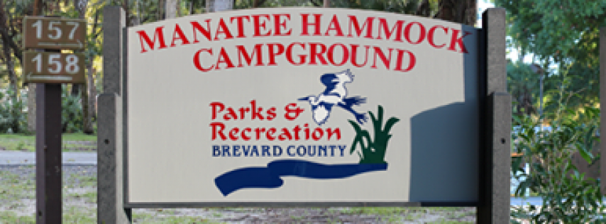 Brevard County Manatee Hammock Campground