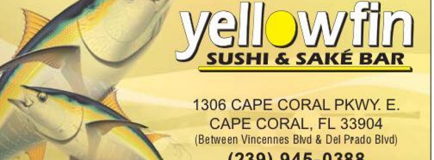 Yellowfin Sushi & Saké Bar
