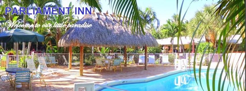 Parliament Inn, Hotel Delray Beach, Florida