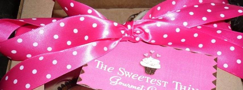 The Sweetest Thing Gourmet Cupcakery