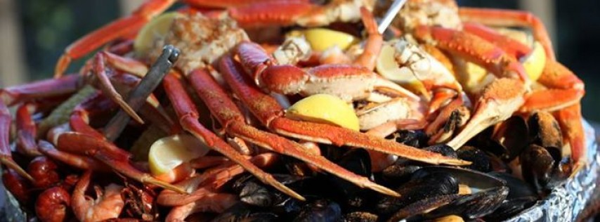 LoCo To Go from The Original Crab Shack