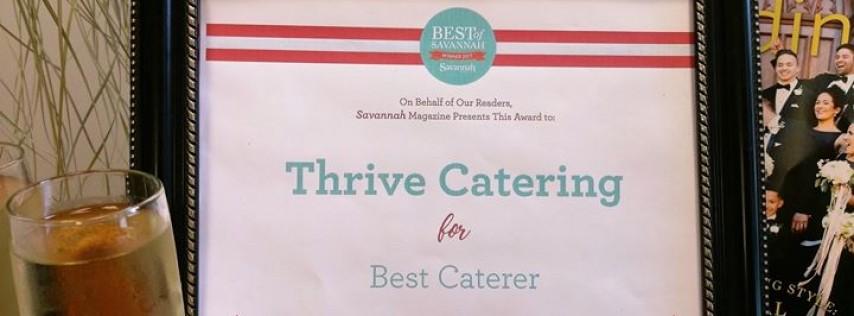 Thrive Catering Savannah