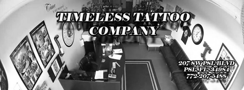 Timeless Tattoo Co - Shopping - Port St  Lucie - Port Saint