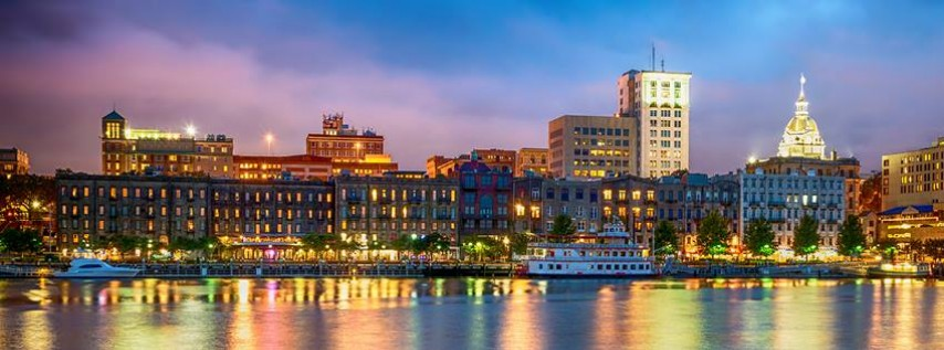 Savannah's Waterfront