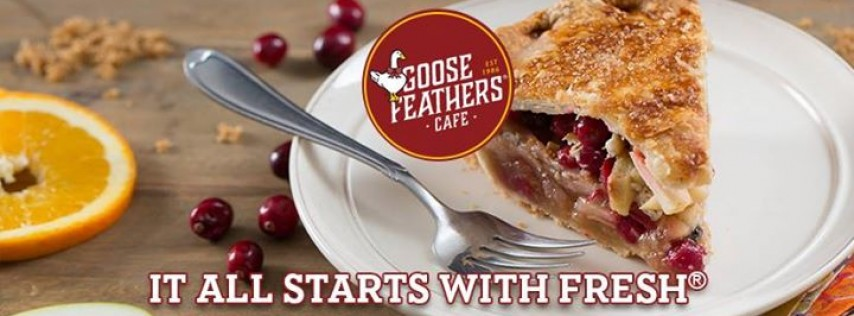 Goose Feathers - An Express Cafe and Bakery