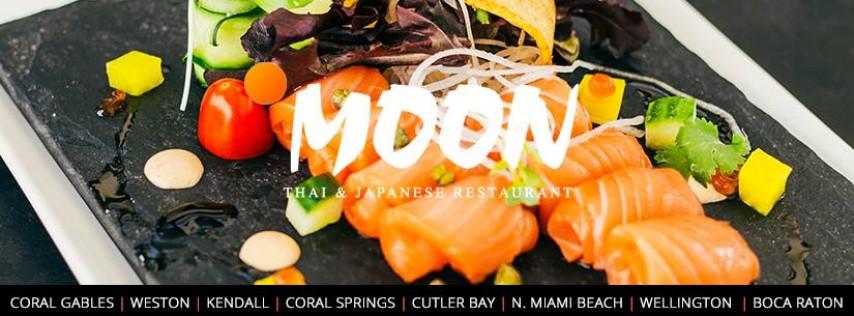 Moon Thai and Japanese Restaurant
