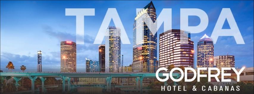 The Godfrey Hotel Amp Cabanas Tampa Travel Westshore