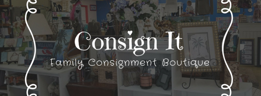 Consign It Family Consignment Boutique