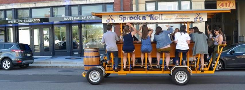 Sprock n' Roll Party Bike