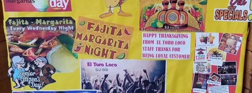El Toro Loco Mexican Bar&Grill Kirby Location
