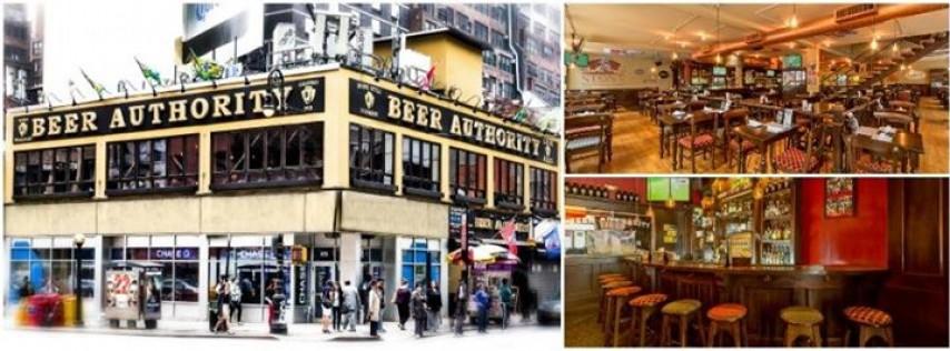 Beer Authority NYC