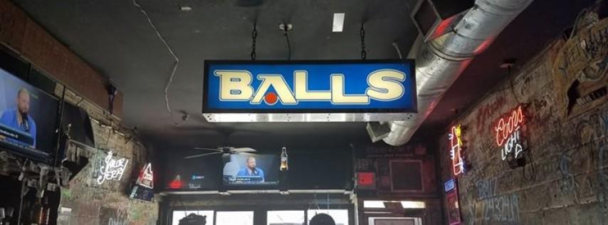 Balls Bookstore
