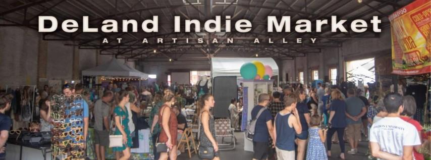 DeLand Indie Market at Artisan Alley